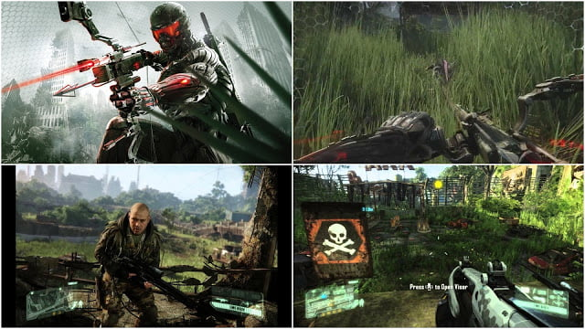 Crysis 3 9 Top games for 1GB VRAM